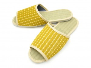 Tatami slippers - Yellow