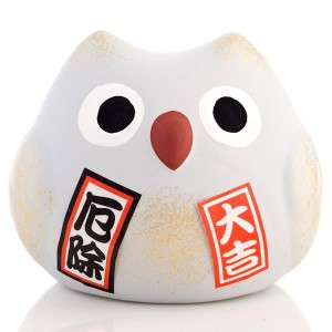 Owl - Wealth [ Japan gift ] (1) (1)