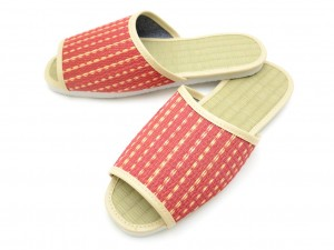 Tatami slippers - Red
