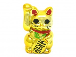 Maneki Neko moneybox Koten - Wealth
