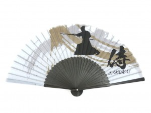 Fan - Samurai