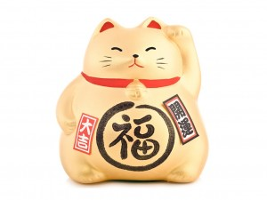 Maneki Neko moneybox - Wealth