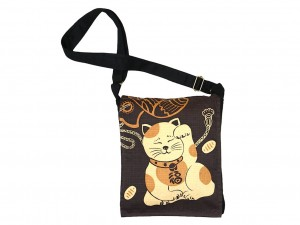 Shoulder bag Maneki Neko