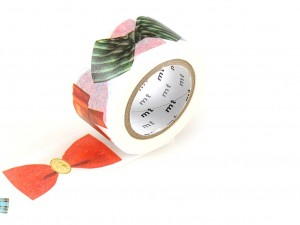 Taśma washi masking tape mt - Ribbon
