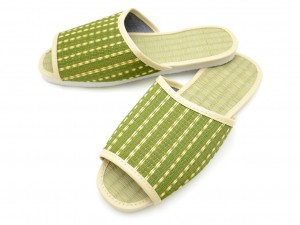 Tatami slippers - Green
