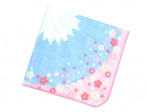 Fuji kitchen cloth [ Japan gift ]