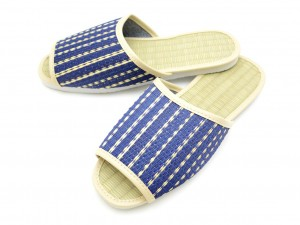 Tatami slippers - Navy blue