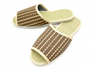 Tatami slippers - Brown