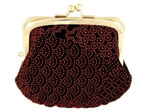 Coin purse with snap closure Asa